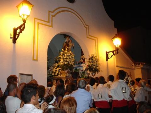 Encierro Caleta de Vélez